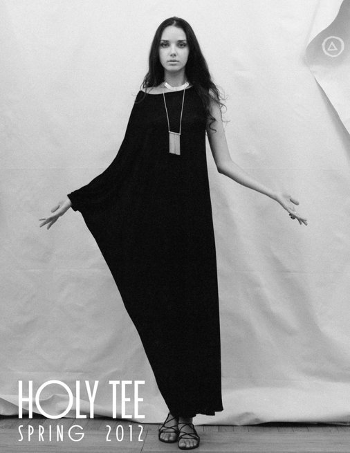 Holy Tee Spring 2012 Collection - HT085 / Cleo / Single Sleeve Caftan Dress