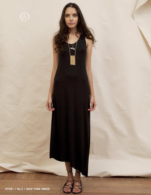 Holy Tee Spring 2012 Collection - HT091 / No.5 / Maxi Tank Dress